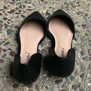 Breckelles Shoes - *NEW* Almond toe flats